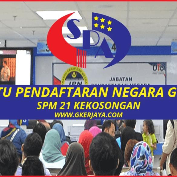 Kerja Kosong Sarawak SPA8