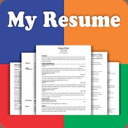 Buat resume mengunakan smartphone