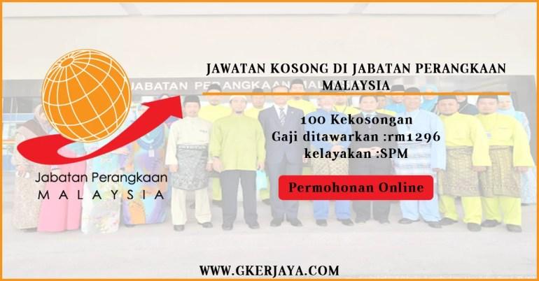 Jawatan Kosong Jabatan Perangkaan Malaysia WP