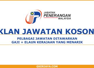 Jawatan Kosong Jabatan Penerangan Malaysia 2