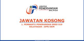 Jawatan Kosong Jabatan Penerangan Malaysia