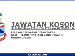 Jawatan Kosong Kerajaan Negeri Sabah Terkini