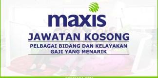Jawatan Kosong MAXIS