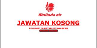Jawatan Kosong Terkini Malindo Airways