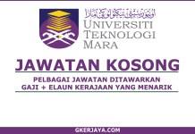 Jawatan Kosong UiTM Pahang AMBILAN TERKINI