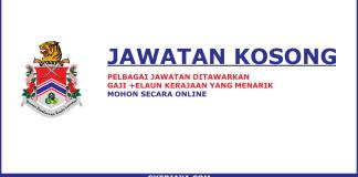 Jawatan kosong Dewan Bandaraya Kuala Lumpur (1)