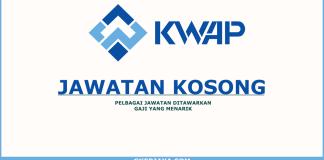 Jawatan kosong KWAP Mohon Online