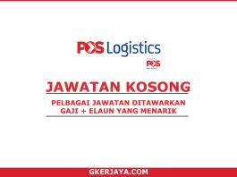 Kerja Kosong Pos Logistics Berhad