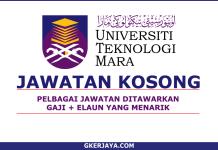 Kerja Kosong UiTM Cawangan Sarawak