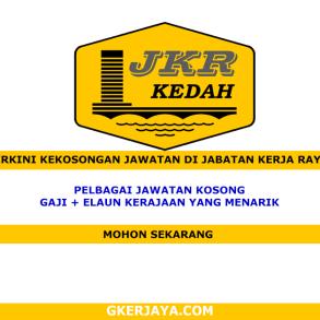 Kerja Terkini Jabatan Kerja Raya Negeri Kedah (1)