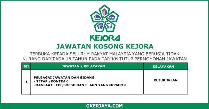 Kerja Terkini Lembaga Kemajuan Johor Tenggara (1)