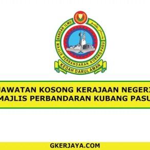 Kerja terkini Majlis Perbandaran Kubang Pasu (1)