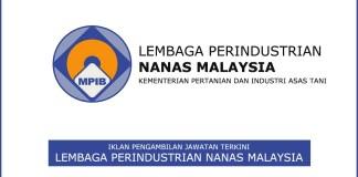 Peluang Kerjaya Lembaga Perindustrian Nanas Malaysia