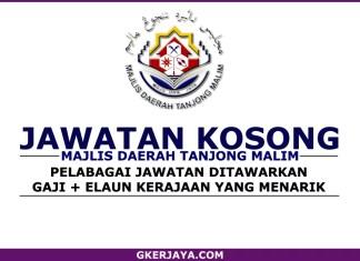Peluang Kerjaya Majlis Daerah Tanjong Malim