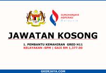 Peluang Kerjaya Suruhanjaya Koperasi Malaysia