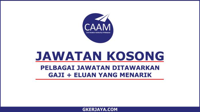 Peluang kerjaya Pihak Berkuasa Penerbangan Awam Malaysia