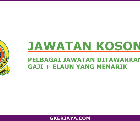 Peluang kerjaya terkini Majlis Daerah Padang Terap