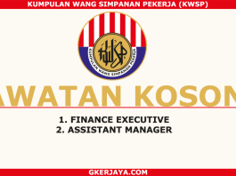 Peluang kerjaya terkini di KWSP