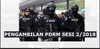 Pengambilan Polis Diraja Malaysia Siri (1)