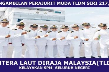 Pengambilan Tentera Laut Diraja Malaysia TLDM