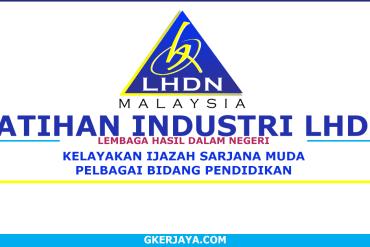 Permohonan Latihan Industri LHDN (1)