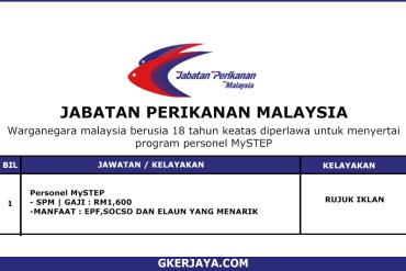 Pesonel MySTEP Jabatan Perikanan Malaysia (1)