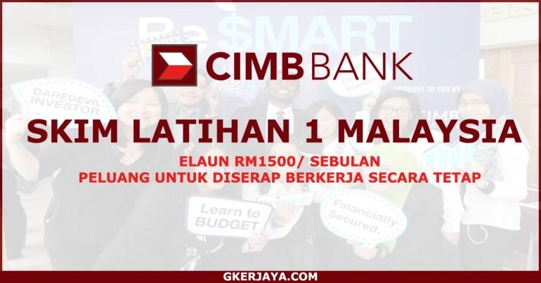 SL1M CIMB BANK Customer Services Officer
