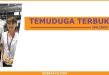 Temuduga terbuka Customer Services Assistant Malindo Air