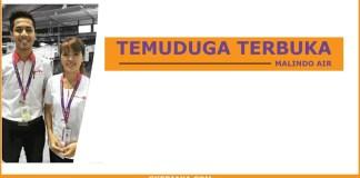 Temuduga terbuka Customer Services Assistant Malindo Air