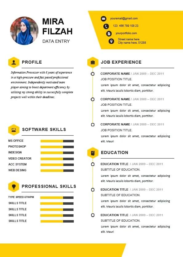 contoh resume gkerjaya