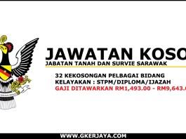 e recruitment sarawak