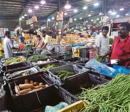 Pekerja Pasar Borong Bergaji RM2400