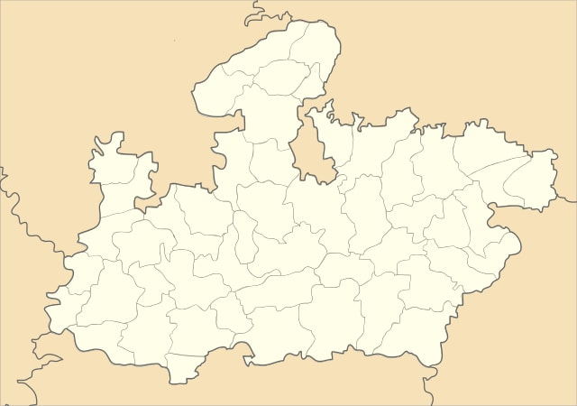 कर्क रेखा मध्य प्रदेश के कितने जिलों से होकर गुजरती है - Kark Rekha Madhya Pradesh Ke Kitne Jilo Se Hokar Gujarti Hai