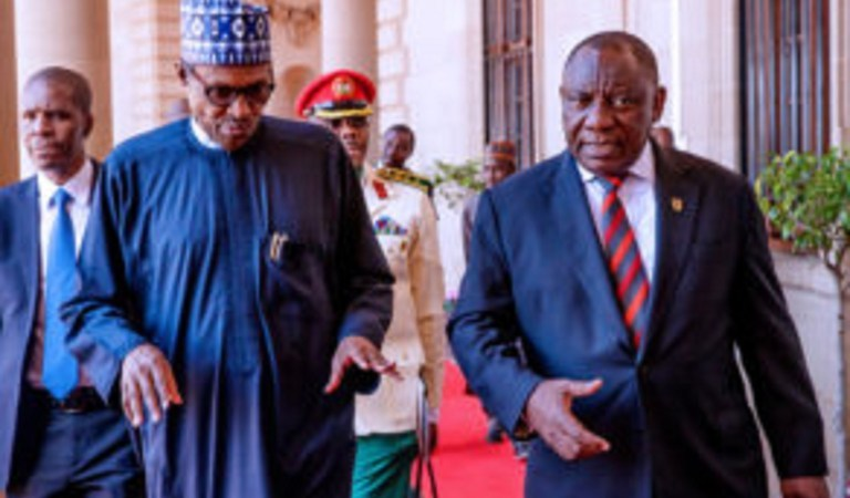 Xenophobia: I was shocked on attacks on Nigerians ―Buhari 26