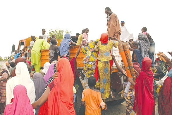Where will our help come from? — IDPs cry out to Buhari 1