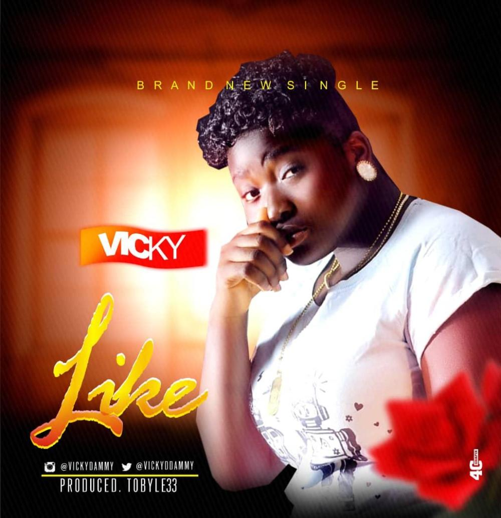 [Music] Vicky - Like 1