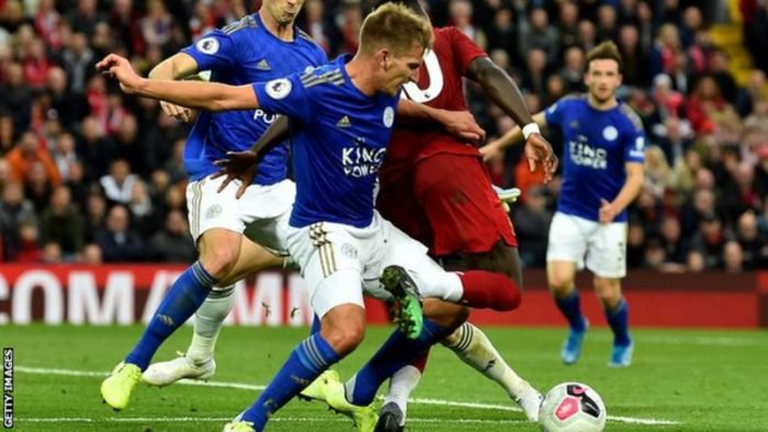 Angry Brendan Rodgers Speaks On Mane's Late Penalty As Liverpool Beat Leicester City 1