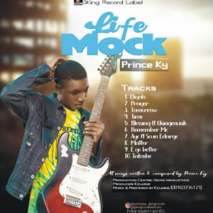 [Music] Prince KY - Tomorrow 2