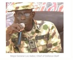 Meet Major-General LEO Irabor, The New Chief Of Defence Staff