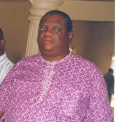 Former Edo Commissioner, Dies Of COVID-19 Disease (Photo) 1