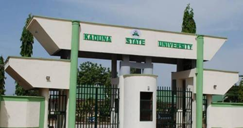 Kaduna University Sacks Lecturer For Doing This To A Student In His Office 5
