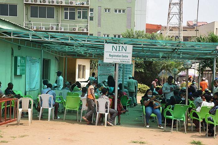 NIN: Nigerians Lament As Nimc Shuts Office In Anambra 1