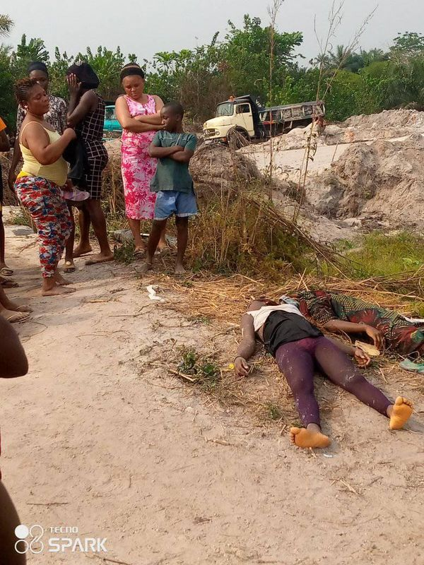 Two People Drown In The River (Graphic Photos) 1
