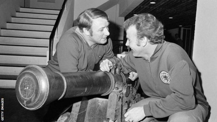 SAD NEWS!! Former Man United Boss Tommy Docherty Is Dead 1