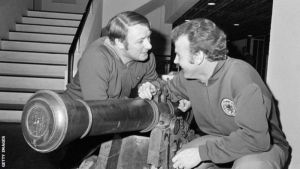 SAD NEWS!! Former Man United Boss Tommy Docherty Is Dead 2