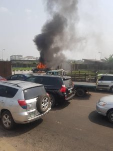 JUST IN!! Police Allegedly Killed Mother, Baby On High Chase In Warri (VIDEO) 1