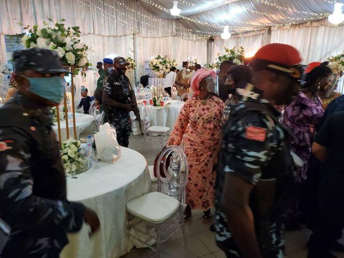 COVID-19: Police Raids Lagos Party, Arrest Organizers [Photos] 4