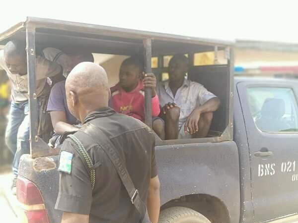 Man Receives Death Beating Because He Stole A Goat (Read Details) 4