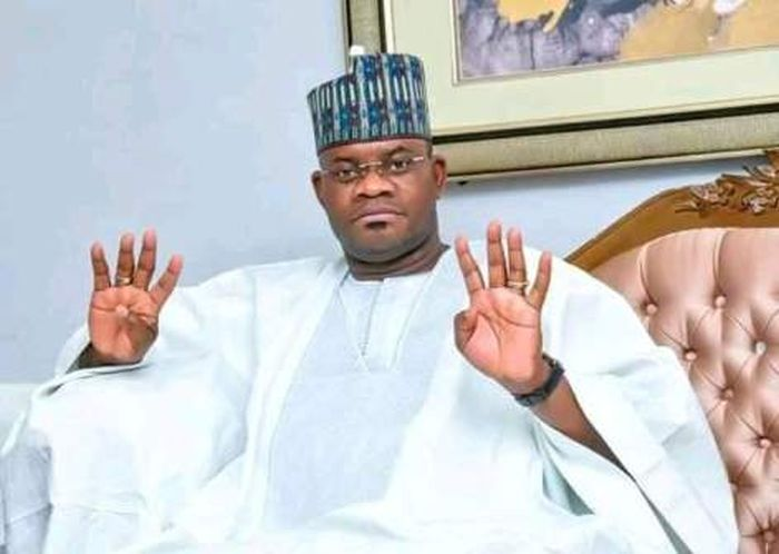 Kogi State Governor, Yahaya Bello Reacts To Reports Of His Presidential Ambition (See What He Said) 1