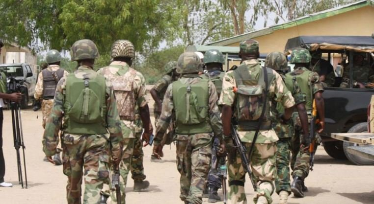 Nigerian Troops Reclaim Marte From Boko Haram, ISWAP 6